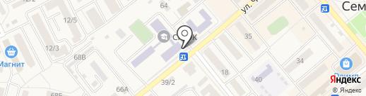 Семилукский политехнический колледж на карте Семилуков