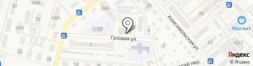 Кафе встреч на карте Семилуков