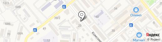 Мир шопинга на карте Семилуков