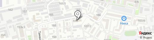 ИПЕРИЯ на карте Краснодара