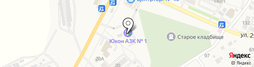 Башнефть на карте Семилуков