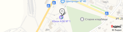 АЗС Башнефть на карте Семилуков