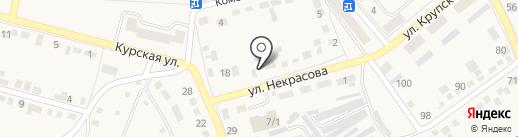 Auto Vinil на карте Семилуков