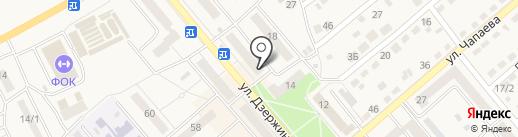 Рекорд сервис на карте Семилуков