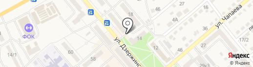 Сервисный центр на карте Семилуков