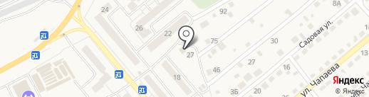Магазин товаров для дома на карте Семилуков