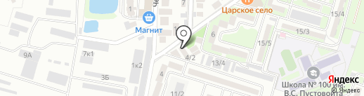 Авторская художественная школа-студия на карте Краснодара