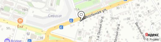 Yulsun на карте Краснодара
