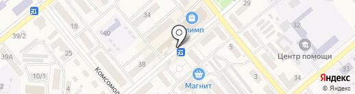 Мой мясной на карте Семилуков