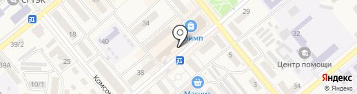 Шашлычный двор на карте Семилуков