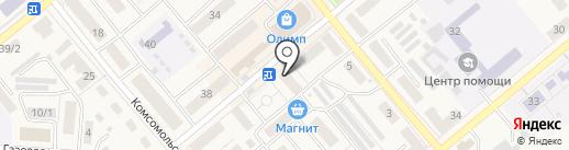 МастерДент на карте Семилуков