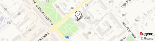 Совкомбанк, ПАО на карте Семилуков