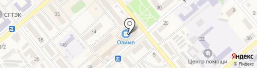 Мои Документы на карте Семилуков