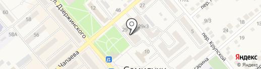 Центрофинанс Групп на карте Семилуков
