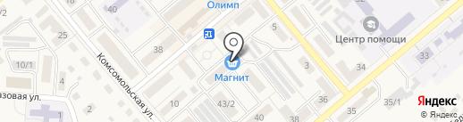 Забота на карте Семилуков
