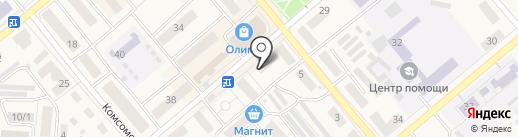 Татьяна на карте Семилуков