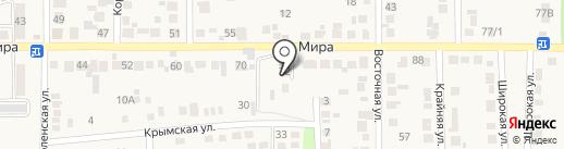 Банкомат, Газпромбанк на карте Южного