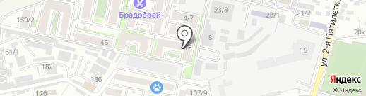 Доктор Дентист на карте Краснодара