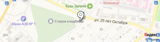 Военно-мемориальная компания на карте Семилуков