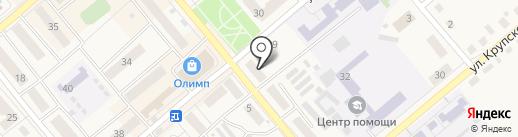 Престиж на карте Семилуков