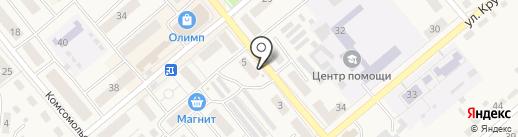 Дмитриев, Мироненко и партнеры на карте Семилуков