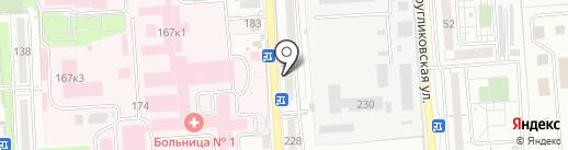 ДЕШЕВАЯ АПТЕКА на карте Краснодара