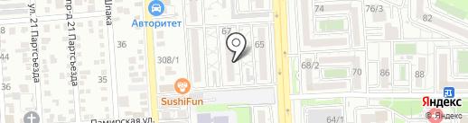 АРТА-сервис на карте Краснодара