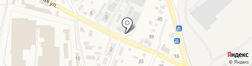Семилукский Пищекомбинат на карте Семилуков