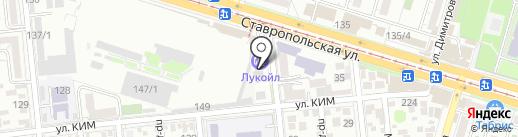 Агентство праздников на карте Краснодара