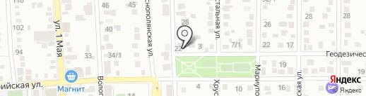 7 дней на карте Краснодара