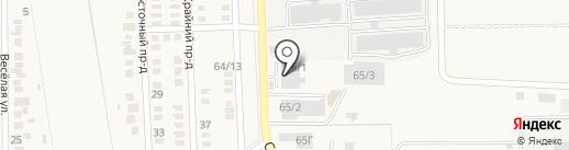 ArtBus23 на карте Южного