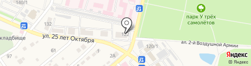 Турищев и партнеры на карте Семилуков