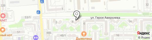 АйТи-Комплекс на карте Краснодара