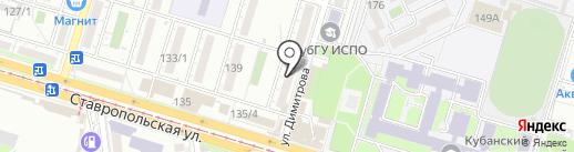 Art на карте Краснодара
