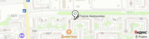 Bambino на карте Краснодара
