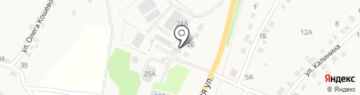 М-Хаус на карте Семилуков