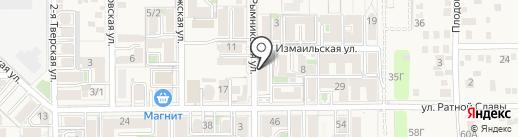 Закусочная на карте Российского