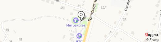 АГЗС на карте Семилуков