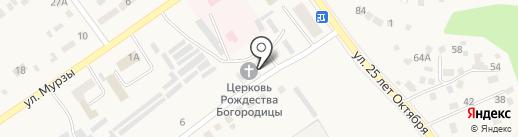 Асорти на карте Семилуков