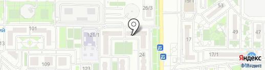 Zapiv.com на карте Краснодара