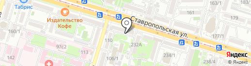 Хлебные истории на карте Краснодара