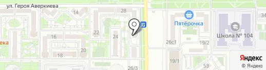 Аппетит на карте Краснодара