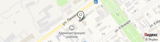 ГлавКадастрЦентр на карте Семилуков