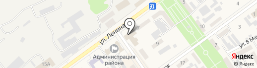 Банкомат, Россельхозбанк на карте Семилуков