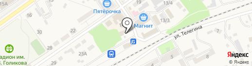 Ирина на карте Семилуков