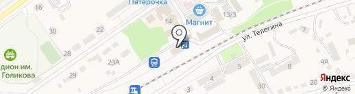Бир Мир на карте Семилуков