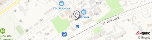 Калита на карте Семилуков