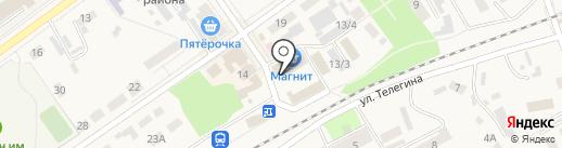 Билайн на карте Семилуков