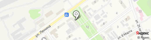 Банкомат, Почта Банк, ПАО на карте Семилуков