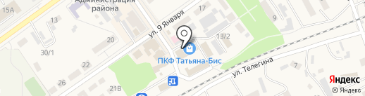 Евросеть на карте Семилуков